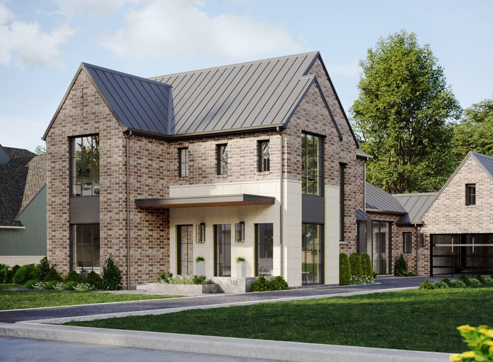 What is 3D Exterior Rendering?