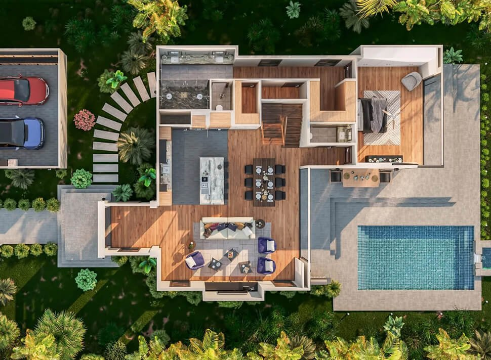 What is a 3D Floor Plan?